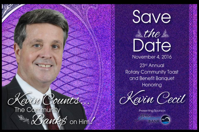 2016 honoree Kevin Cecil.