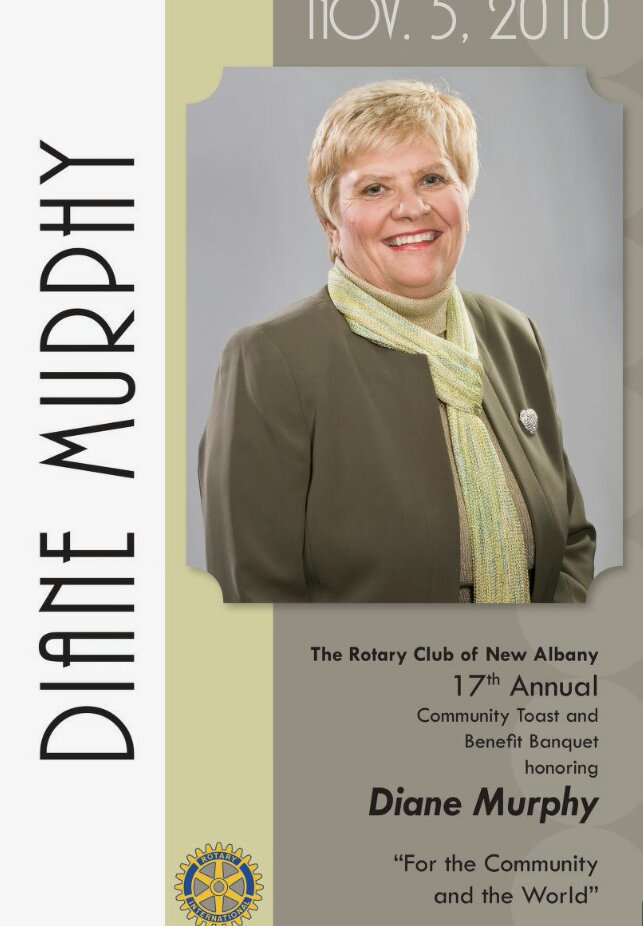 2010 honoree Diane Murphy.