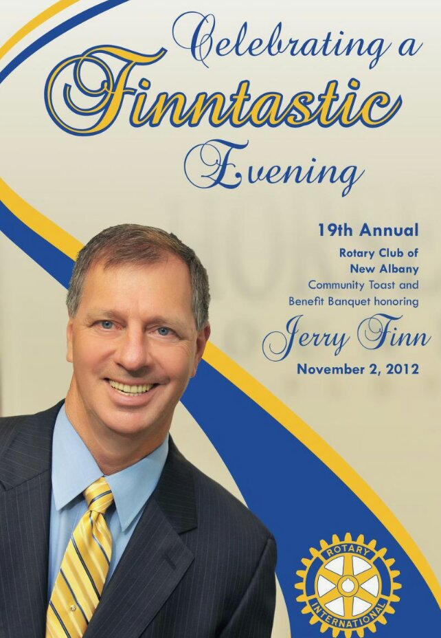 2012 honoree Jerry Finn.